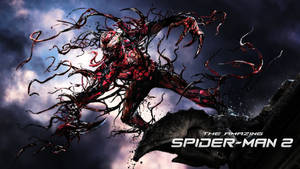 The Amazing Spider-Man 2 Carnage Official Poster by ProfessorAdagio