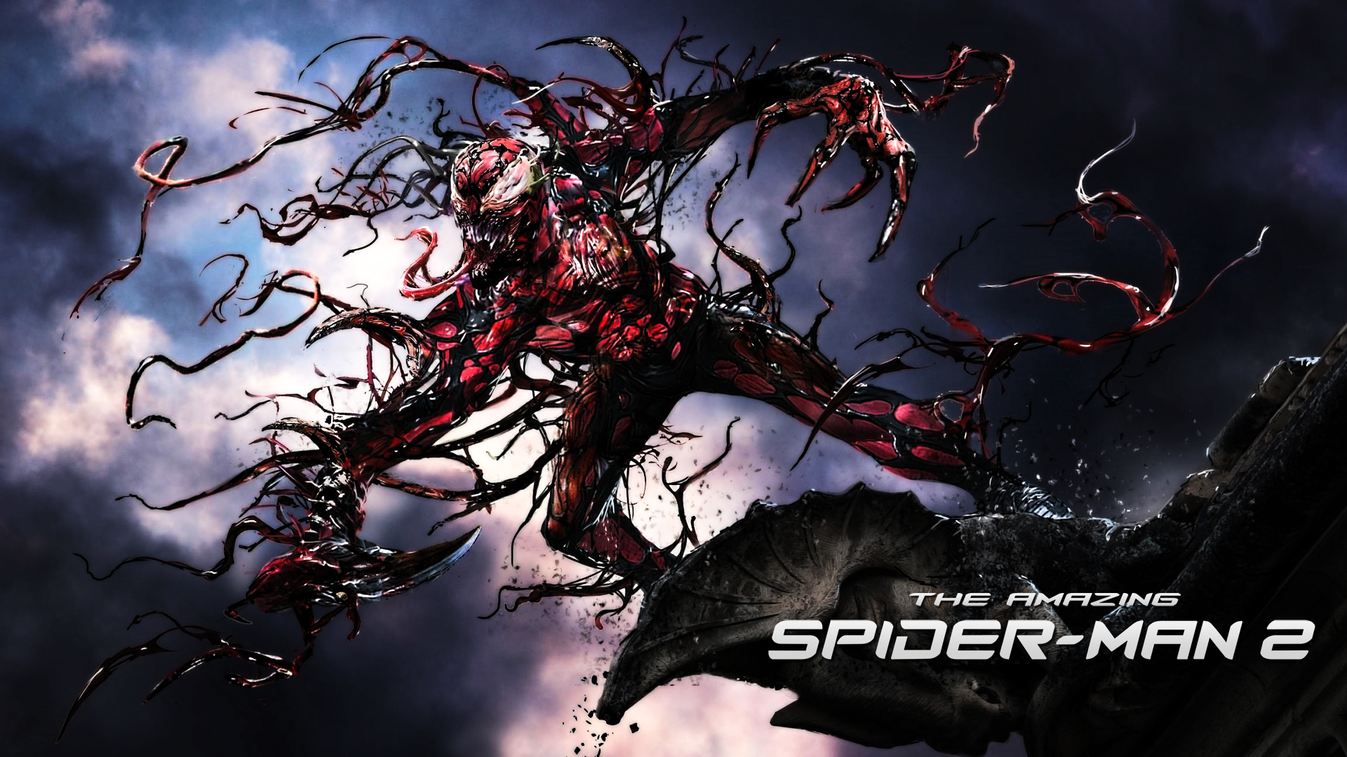 Spider Carnage Wallpaper