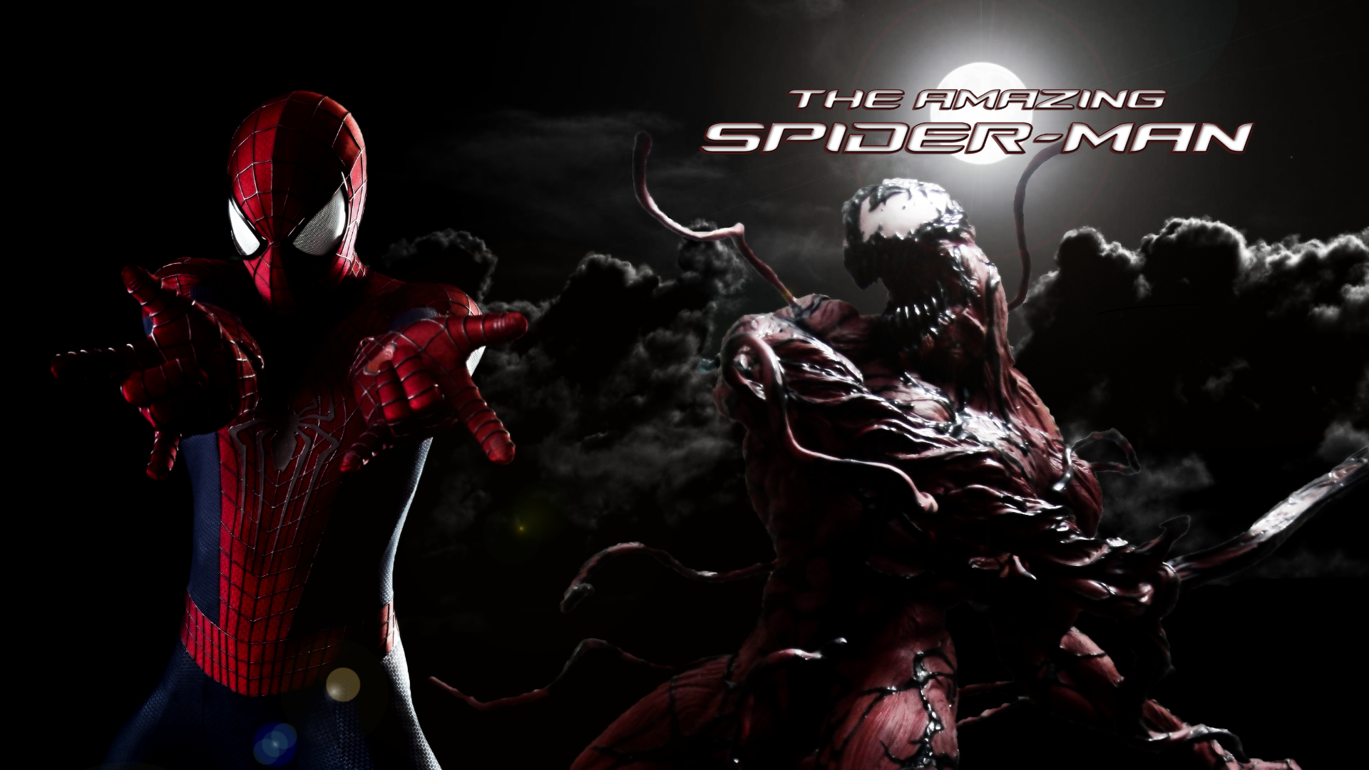 The Amazing Spider-Man 3 Carnage Poster by ProfessorAdagio ...