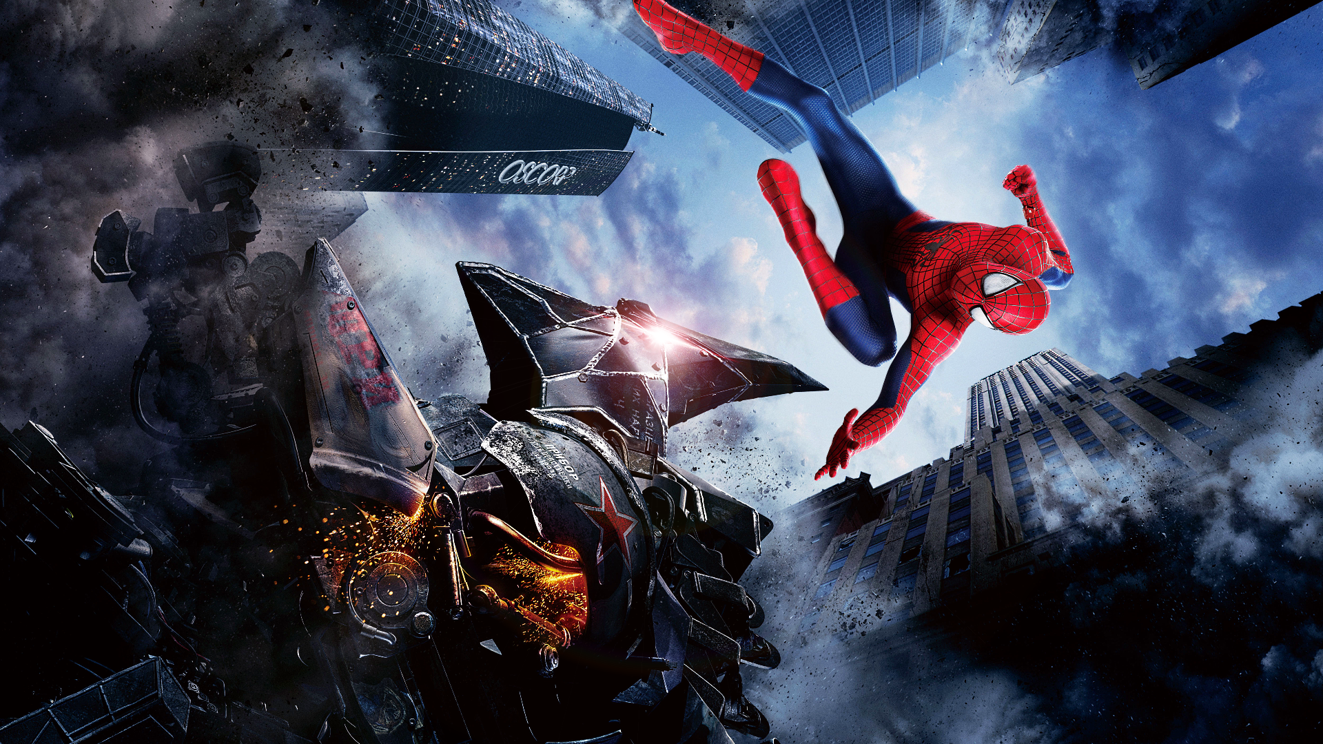 The Amazing Spider-Man 2 Movie Poster Wallpaper 3 by ...