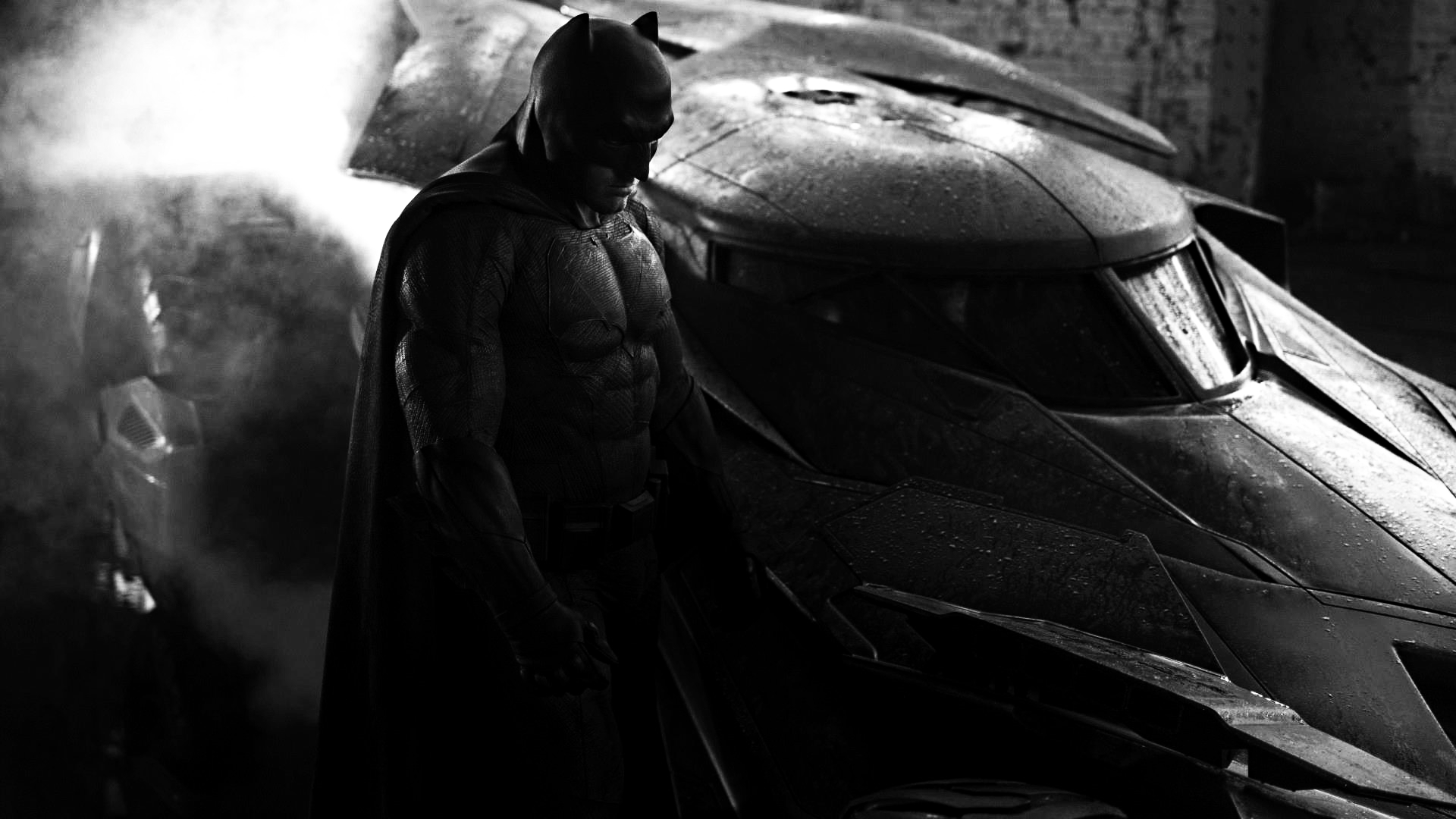 Man Of Steel 2 Official Batman Poster by ProfessorAdagio