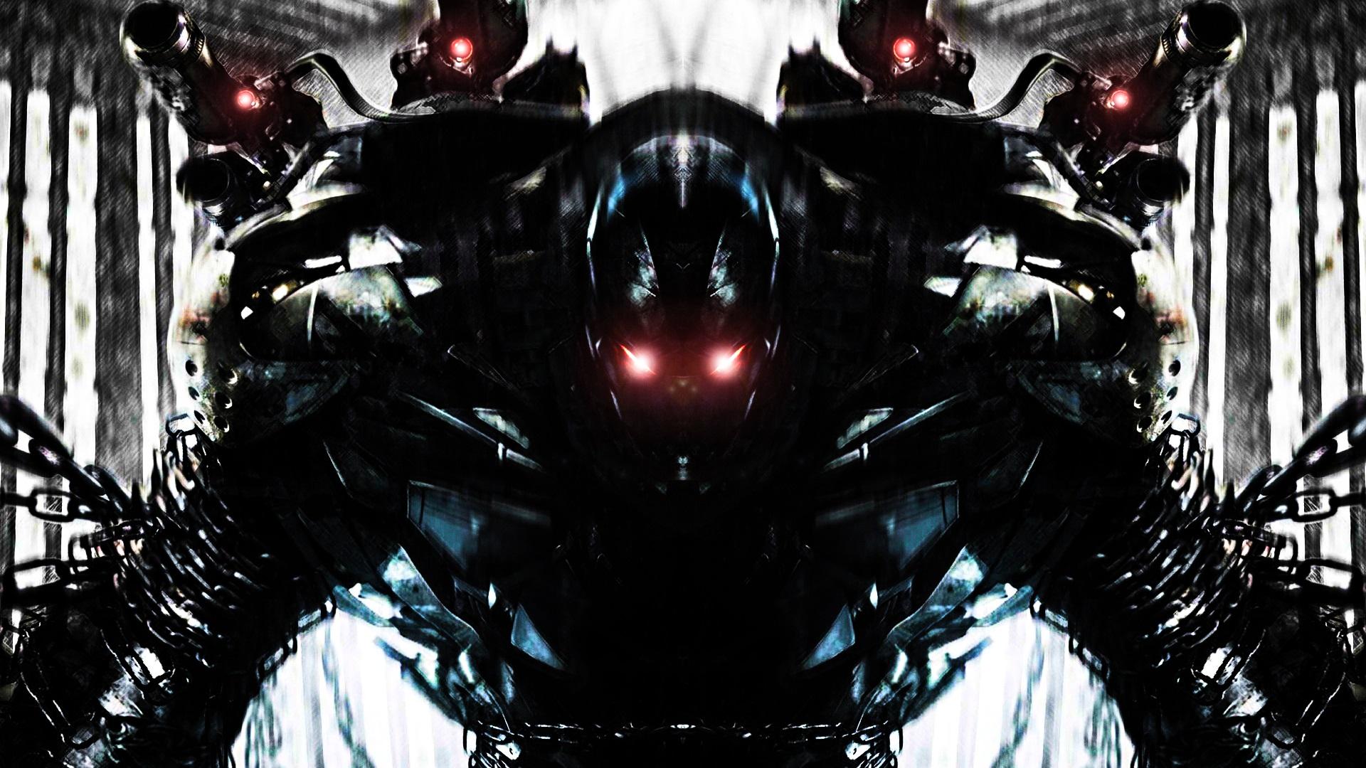 Artificial Intelligence.. Gone Bad by ProfessorAdagio