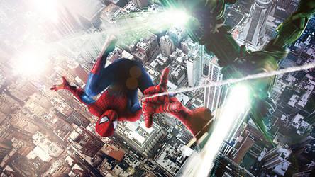 The Amazing Spider-Man 2 Movie Poster Wallpaper #3 by ProfessorAdagio