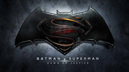Batman V Superman: Dawn Of Justice Official Logo