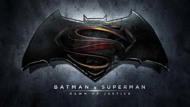 Batman V Superman: Dawn Of Justice Official Logo