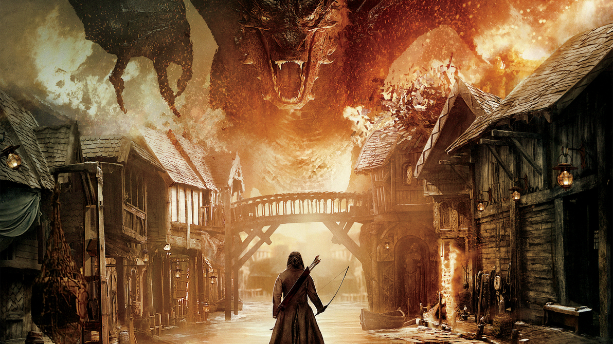 The Hobbit: Battle Of The Five Armies #1 by ProfessorAdagio
