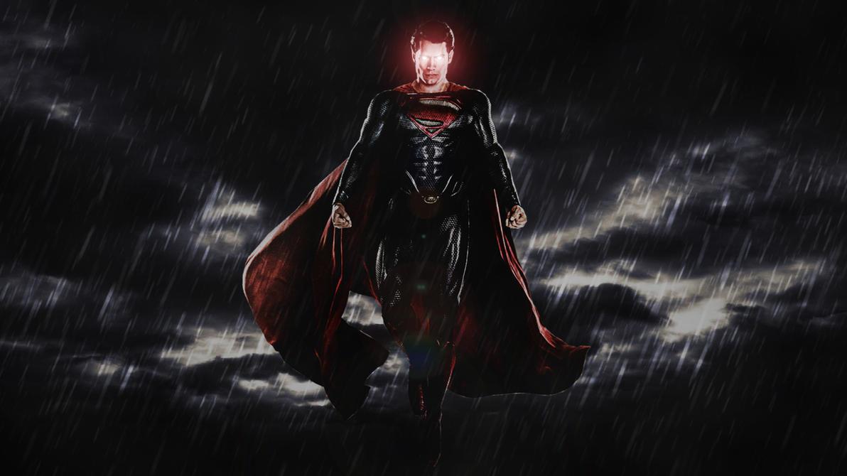 Batman V Superman Comic Con Poster By ProfessorAdagio