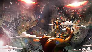 Planet Doom Wolverine