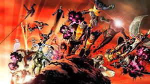 The Astonishing X-Men by ProfessorAdagio
