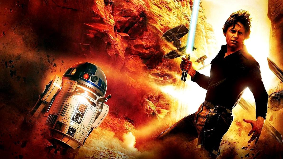 Star Wars Heir To The Jedi by ProfessorAdagio