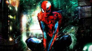 Spider-Man Timestorm