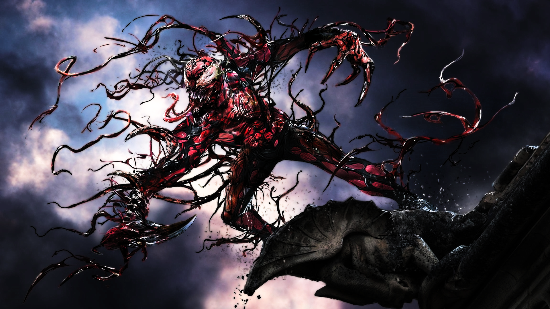 The Amazing Spider Man Carnage Official Poster A By ProfessorAdagio