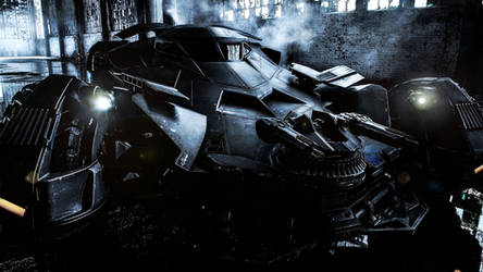 The Batmobile #2