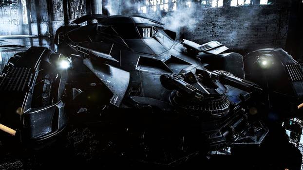 The Batmobile #2