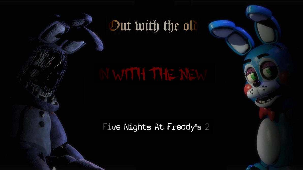 Five nights at freddys 2 official poster 1 by professoradagio on