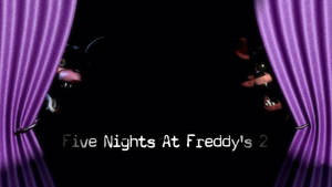 Five Nights At Freddys 2 Official Poster #2