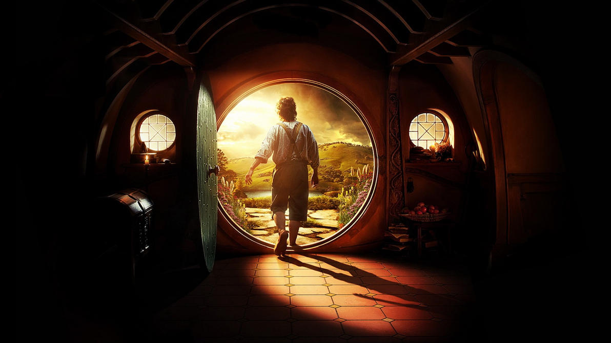 The Hobbit by ProfessorAdagio