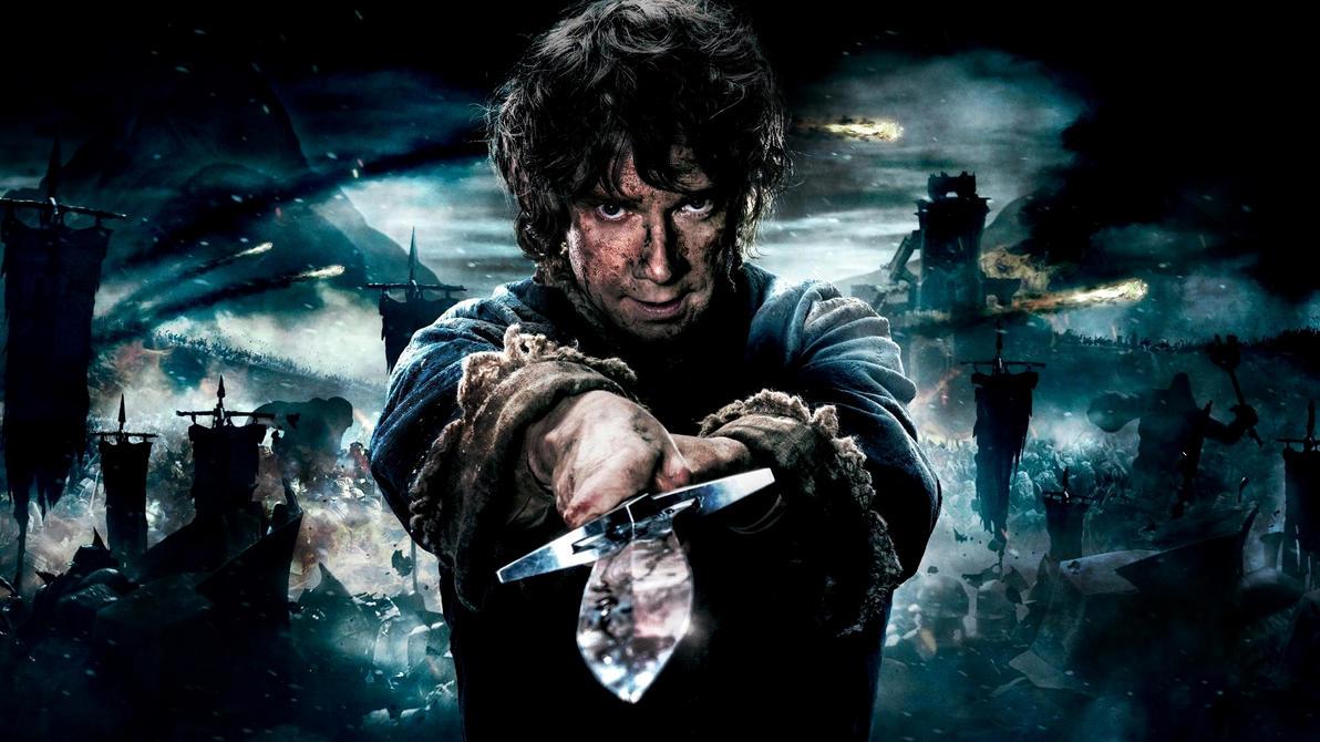 Актеры Хоббита оказались неравнодушны к мечам своих героев