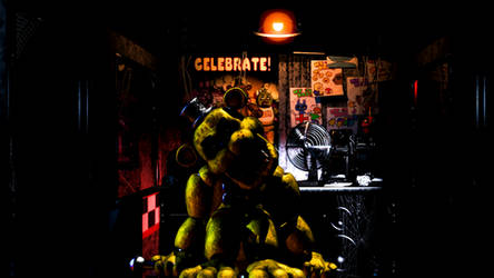 Five Nights At GOLDEN Freddy's?