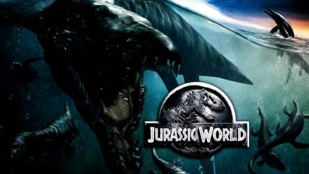 Seaworld! Wait.. Jurassic World! by ProfessorAdagio