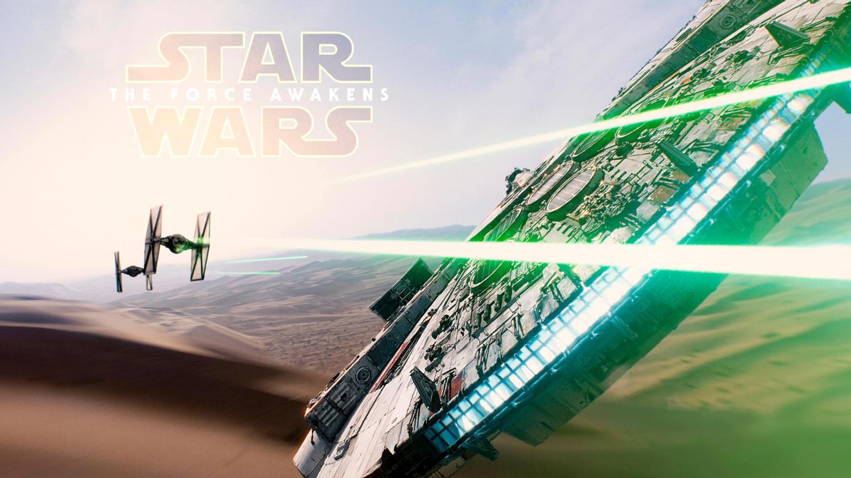 The Force Awakens by ProfessorAdagio