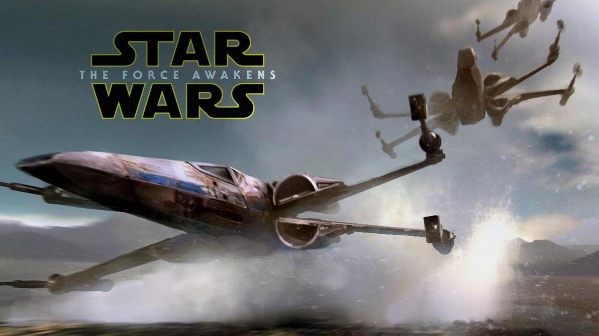 The Force Awakens #2 by ProfessorAdagio