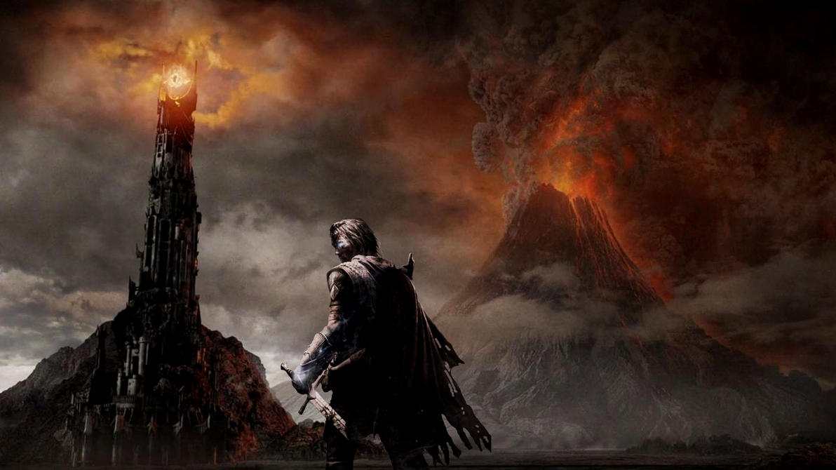 Shadow Of Mordor Wallpaper Hd