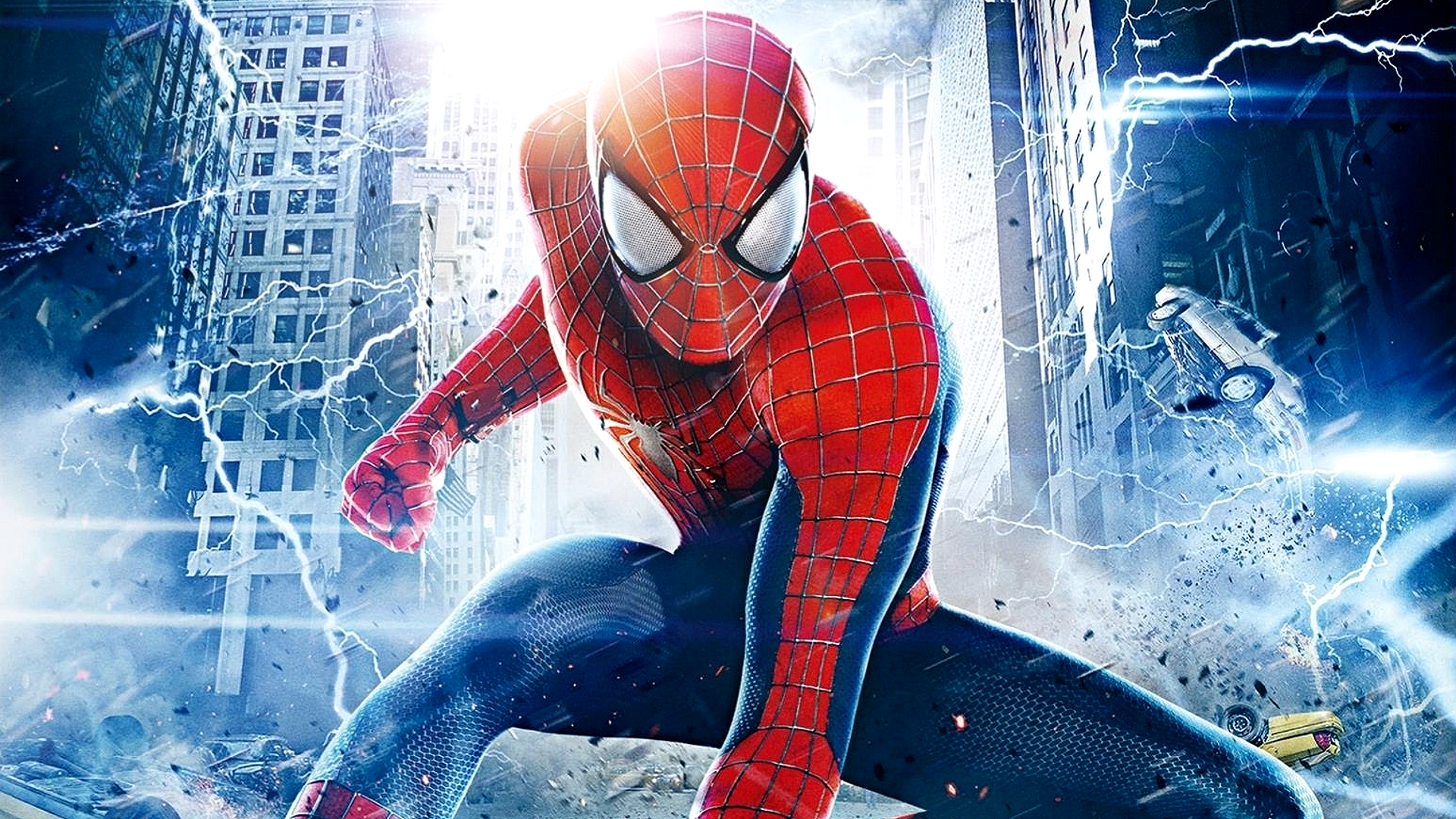 The Amazing SpiderMan 2 Movie Poster Wallpaper 4 by