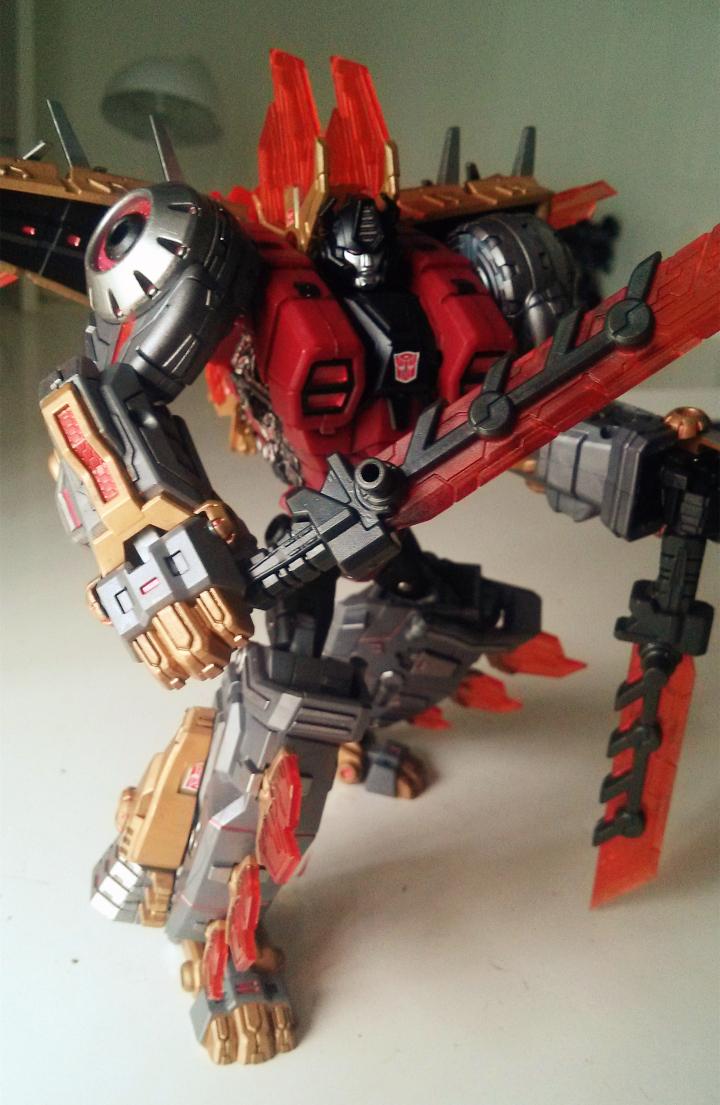 Dinobots Snarl 2 by smokescreen483