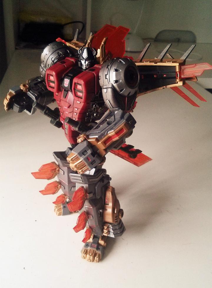 Dinobots Snarl 3 by smokescreen483