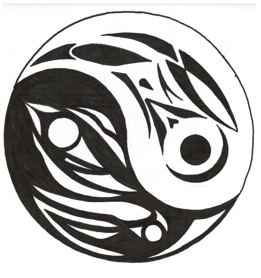 Yin Yang By Broken Chain Designs