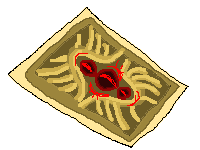 Xedralkana: Gold Soul Card by Asoq