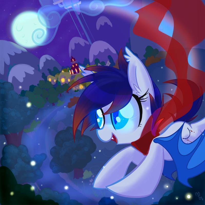 Winter's Flight by Hollulu
