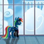 Commission - Rainbow Pepper