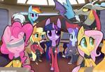 Star Trek: The Pony Generation