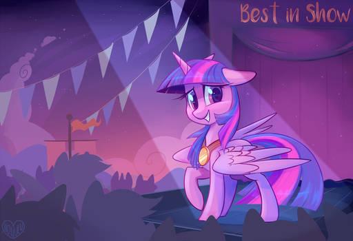 Twilight Sparkle: Best in Show