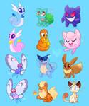 Pokemon Set