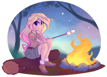 EQLA17 - Campfire Starstruck by Hollulu