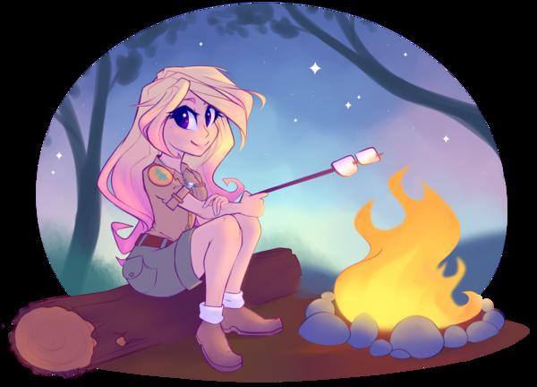 EQLA17 - Campfire Starstruck