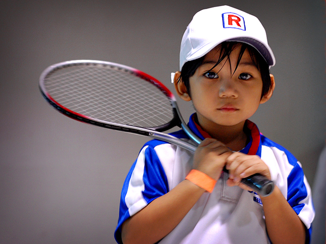 Ryoma Echizen:Prince of Tennis by sirtravis