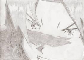 Edward Elric sketch