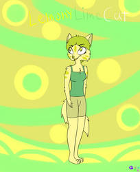 Lemony Lime Cat .:GA:.