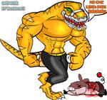 BADRAP HATES THAT PIG