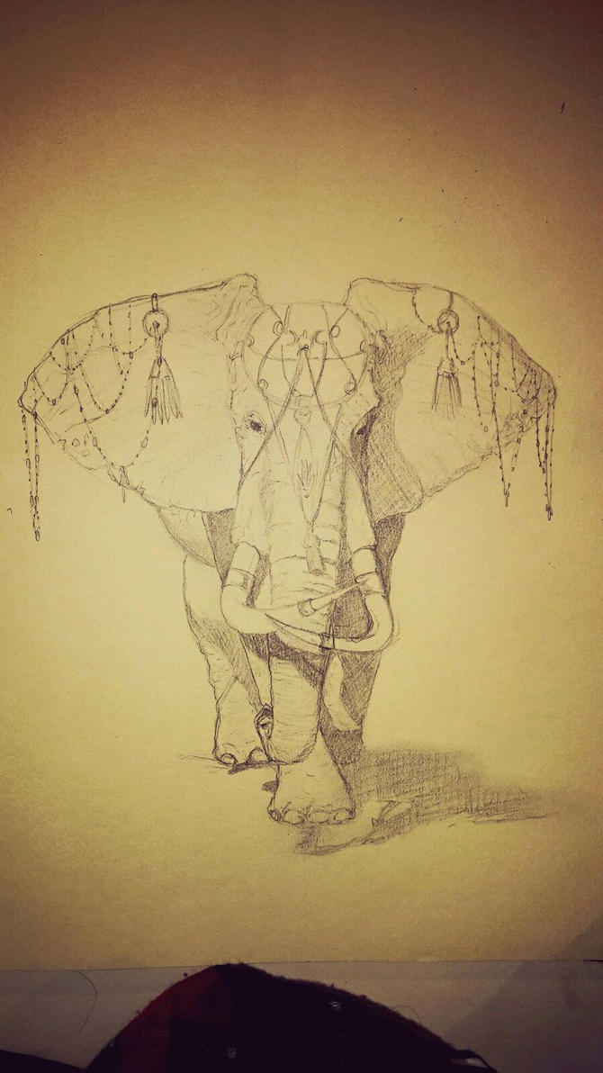 Elephant by NanaDrachenkind