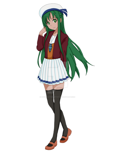 Request: Aoi Itsuhana