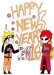 Happy New Year 2016!! by rafika-farhani