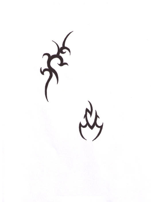 Simple Tribal Tattoo Designs by blackironheart on DeviantArt