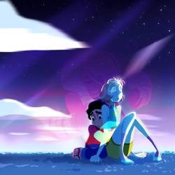 Steven Universe + Pearl