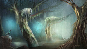 Spiders forest Hobbit