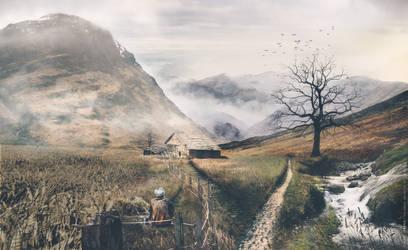 The Terrain by vincentjongman